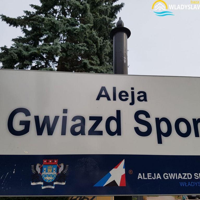Aleja Gwiazd Sportu