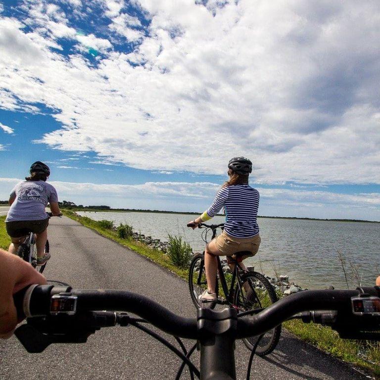 Ścieżka rowerowa Władysławowo - Hel