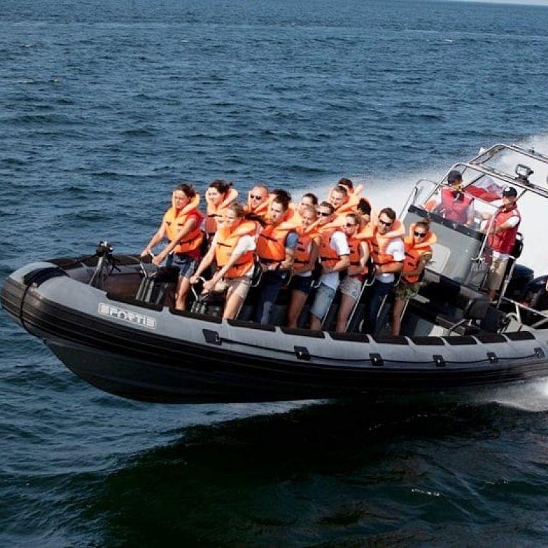 Rejs szybką łodzią motorową Władysławowo