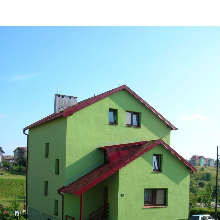 Zielony dom - zdjęcie 1338