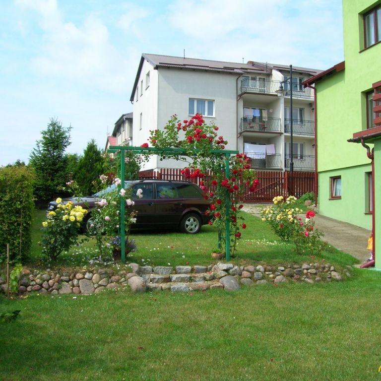 Zielony dom - zdjęcie 1356