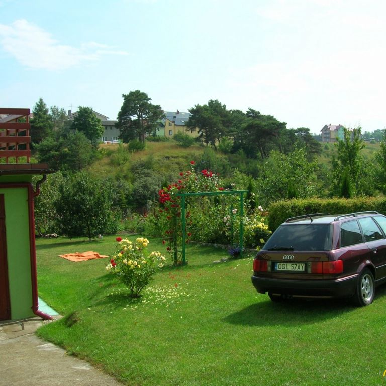 Zielony dom - zdjęcie 1357