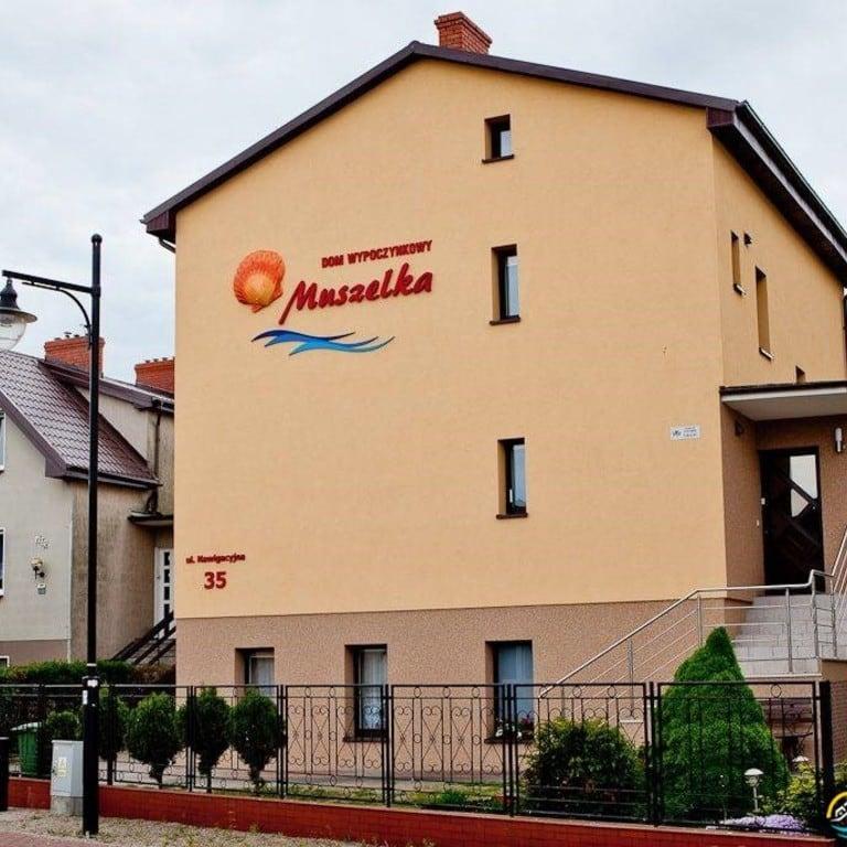 Pokoje gościnne Muszelka