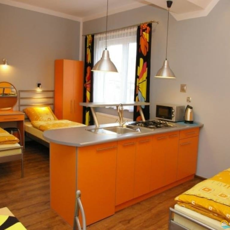 Apartamenty-pokoje-domki